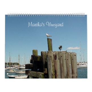 Martha's Vineyard  Calendar
