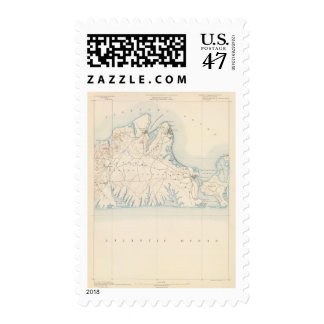 Martha's Vineyard, Massachusetts Postage Stamp