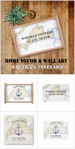 Martha's Vineyard | Nautical Collection For Home