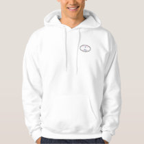 Martha's Vineyard Oval Design. Hoodie