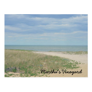 Martha's Vineyard Postcard, Edgartown Postcard
