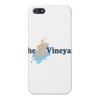 "Martha's Vineyard ""Seashells"" Design. Case For iPhone SE/5/5s"