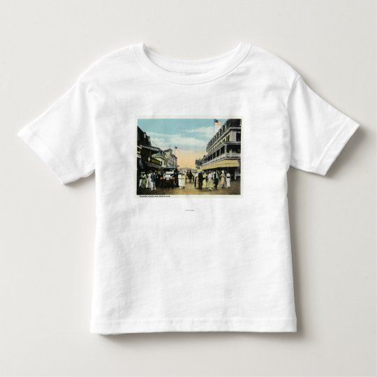 Martha's Vineyard Toddler T-shirt