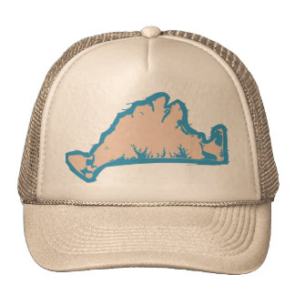 Martha's Vineyard. Trucker Hat