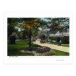 Martha's Vineyard, vista del parque de Hartford Postal