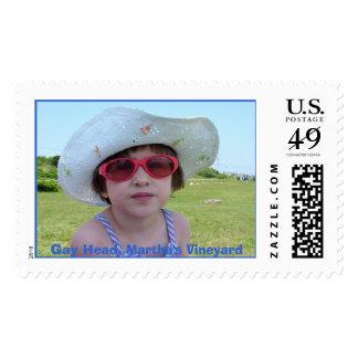 marthasvineyard06 100, Gay Head, Martha's Vineyard Postage