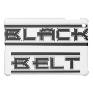 Martial Arts Black Belt Case For The iPad Mini