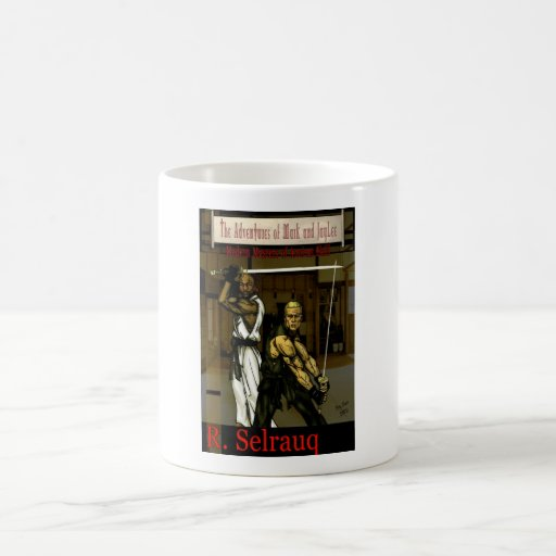 Penguin Book Cover Coffee Mugs : Martial arts book cover coffee mug zazzle