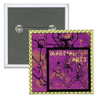 MARTIAL ARTS Button