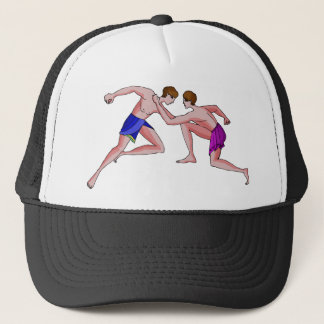 Martial arts champion 396 BC Trucker Hat
