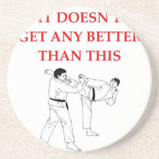 martial arts coaster