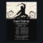 """Martial Arts Event Promotion Flyer<br><div class=""""desc"""">Flyer for Martial Arts events promotion.</div>"""