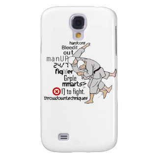 Martial ARts Galaxy S4 Case