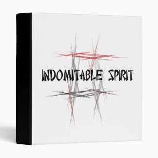 Martial Arts Indomitable Spirit Binder