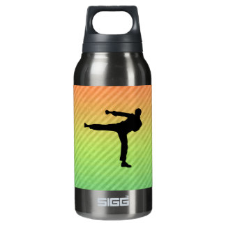 Martial Arts Insulated Water Bottle