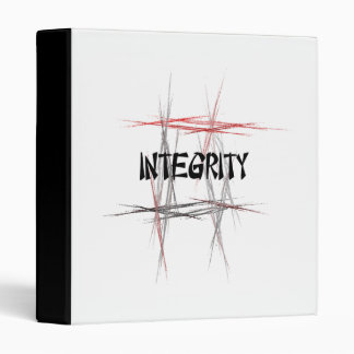 Martial Arts Integrity Binder