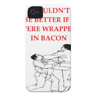 martial arts iPhone 4 case