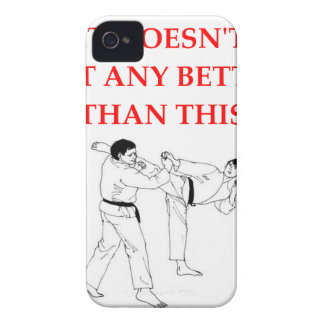 martial arts iPhone 4 Case-Mate cases