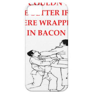 martial arts iPhone 5 case