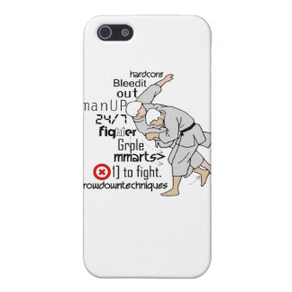 Martial ARts iPhone 5 Cases