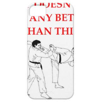 martial arts iPhone 5 cases