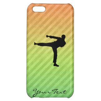 Martial Arts iPhone 5C Cover