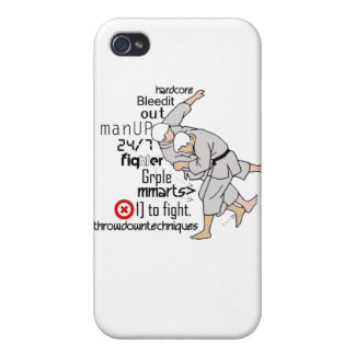 Martial ARts iPhone 4 Cover