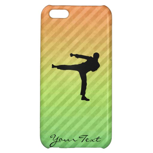 Martial Arts Case For iPhone 5C