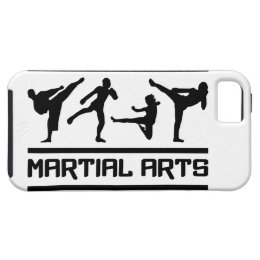 Martial Arts iPhone Case-Mate