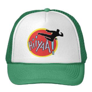 Martial Arts Karate Kid Hat