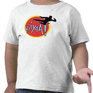 Martial Arts Karate Kid T Shirts