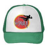 Martial Arts Karate Trucker Hat