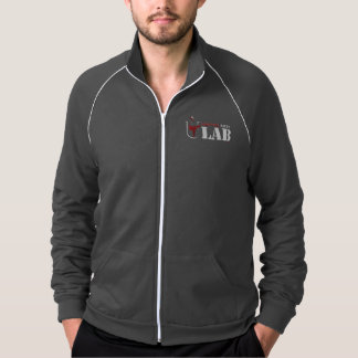 Martial Arts Lab Jacket for Men - White logo