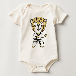 Martial Arts Leopard Creeper