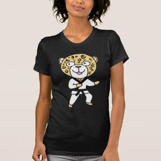Martial Arts Leopard T-shirt