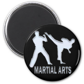 MARTIAL ARTS MAGNET