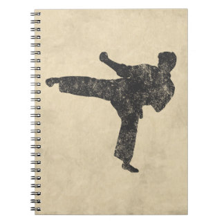 Martial Arts Notebook