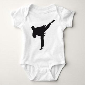 martial arts playera