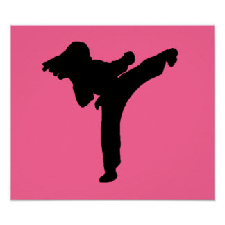 Martial Arts Posters