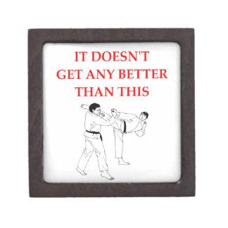martial arts premium gift box