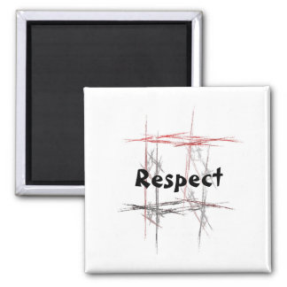 Martial Arts Respect Magnet