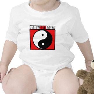Martial Arts Rock! Tshirt