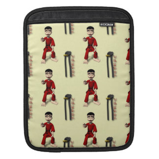 Martial Arts Sleeve For iPads