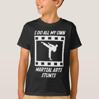 Martial Arts Stunts T-Shirt