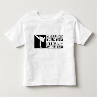 Martial Arts Survive Toddler T-shirt