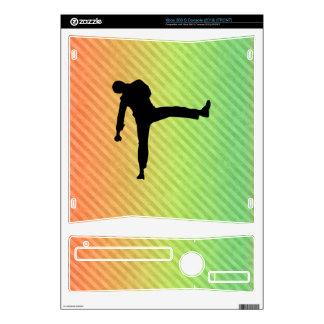 Martial Arts Xbox 360 S Decals