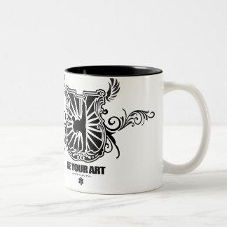 Martial Artst Mug