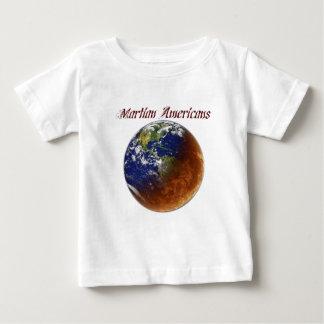 Martian Americans Baby T-Shirt