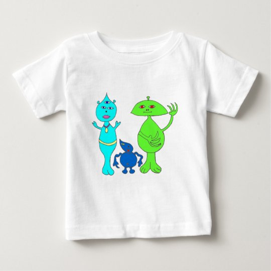 martian baby T-Shirt
