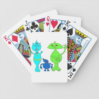 Martian Baraja Cartas De Poker